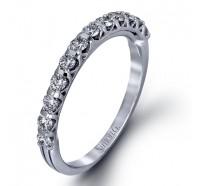 Simon G  DR205B Wedding Ring