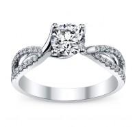 Simon G  DR234D Engagement Ring