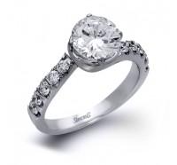 Simon G  DR236 Engagement Ring