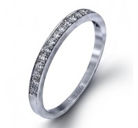 Simon G  LP1031B Wedding Ring
