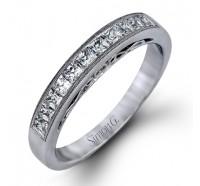 Simon G  LP1220B Wedding Ring