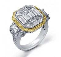Simon G  LP2168 Wedding Ring