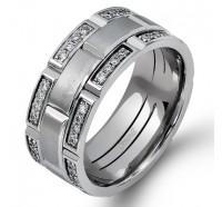 Simon G  LP2181 Men's Wedding Ring