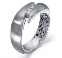 Simon G  MR1591 Men's Wedding Ring