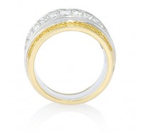 Simon G  MR1720-YD Wedding Ring