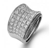 Simon G  MR1720B Wedding Ring
