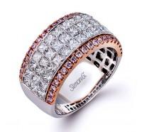 Simon G  MR1725 Wedding Ring