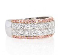 Simon G  MR1772PD Wedding Ring