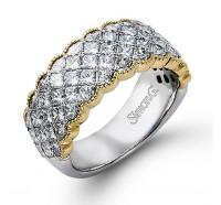 Simon G  MR1911 Wedding Ring