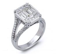 Simon G  MR2020B Wedding Ring