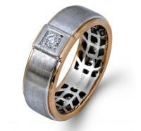 Simon G  MR2093 Men's Wedding Ring