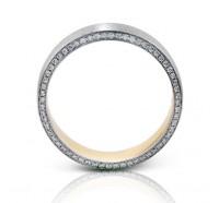 Simon G  MR2273 Men's Wedding Ring