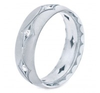 Tacori  1007WDS Mens Wedding Ring