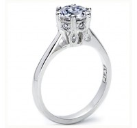 Tacori Simply Tacori 2501RD Engagement Ring