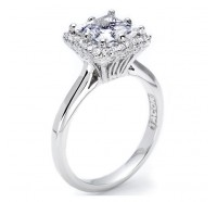 Tacori Simply Tacori 2502PR Engagement Ring