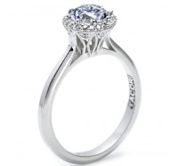 Tacori Simply Tacori 2502RD Engagement Ring