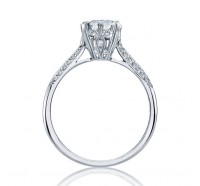 Tacori Simply Tacori 2504EMP Engagement Ring