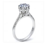 Tacori Simply Tacori 2504RDP Engagement Ring