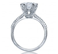 Tacori Simply Tacori 2507RD Engagement Ring