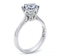Tacori Simply Tacori 2515RD Engagement Ring
