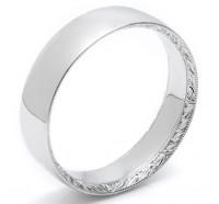 Tacori  2551 Mens Wedding Ring