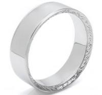 Tacori  2557 Mens Wedding Ring