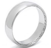 Tacori  2558 Mens Wedding Ring