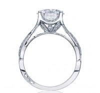 Tacori Ribbon 2565RD Engagement Ring