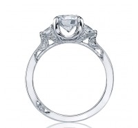 Tacori Simply Tacori 2571RD Engagement Ring