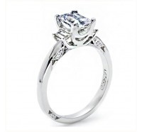 Tacori Simply Tacori 2591EM Engagement Ring