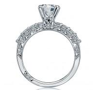 Tacori Classic Crescent 2598RD Engagement Ring