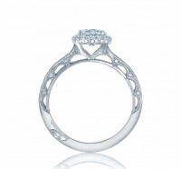 Tacori Reverse Crescent 2618RD Engagement Ring