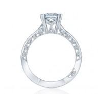 Tacori Classic Crescent 2645PR Engagement Ring
