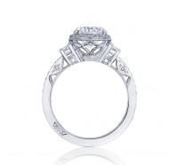 Tacori Dantela 2663RD Engagement Ring