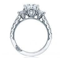 Tacori Clean Crescent 292PR Engagement Ring
