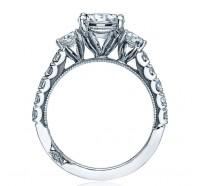 Tacori Clean Crescent 312RD Engagement Ring