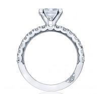 Tacori Clean Crescent 322PR Engagement Ring