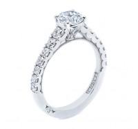 Tacori Clean Crescent 342RD Engagement Ring