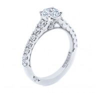 Tacori Clean Crescent 342RD Engagement Ring