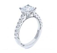 Tacori Clean Crescent 3525PR Engagement Ring