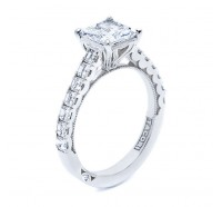 Tacori Clean Crescent 3525PR Engagement Ring