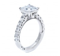 Tacori Clean Crescent 353PR Engagement Ring