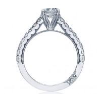 Tacori Clean Crescent 3625RD Engagement Ring