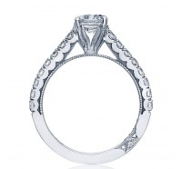 Tacori Clean Crescent 3625RD Engagement Ring