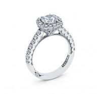 Tacori Full Bloom 372CU Engagement Ring