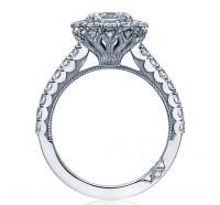 Tacori Full Bloom 372RD Engagement Ring
