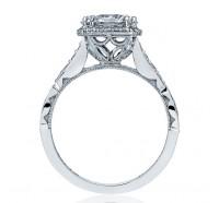 Tacori Dantela 392RD Engagement Ring
