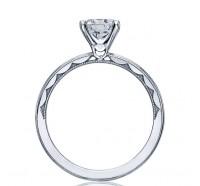 Tacori Sculpted Crescent 4015RD Engagement Ring