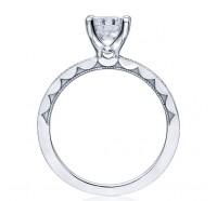 Tacori Sculpted Crescent 4415RD Engagement Ring
