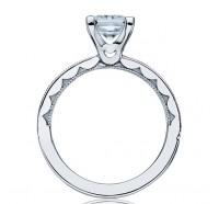 Tacori Sculpted Crescent 4525PR Engagement Ring